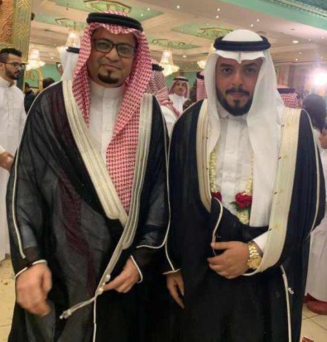 احتفل الشاب جلال علي حسن هزازي