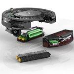 iRobot Roomba 871 Aspirateur Robot, performances d'aspiration avancées, nettoyage sur programmation, idéal pour enlever les poils d'animaux, gris foncé