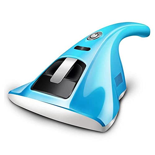 YANXS 400W Aspirateur À Main Advance Aspirateur Anti-acariens avec Lampe UV Stérilisateur Aspirateur Matelas Tapisseries Aspirateur à Main Anti Acariens,Bleu