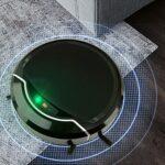 SALUTUY Robot balayeur, aspirateur Intelligent Robot aspirateur Mini pour Le Nettoyage