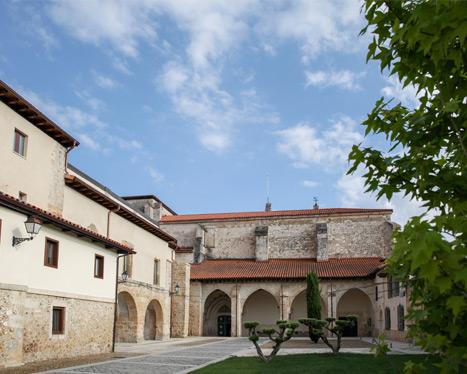 Monasterio de Santa Clara  Medina de Pomar Burgos