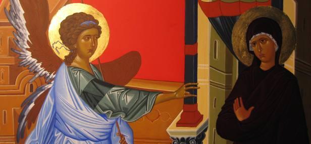 Anunciación (det.)