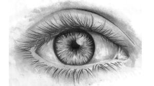 La lucerna dell'uomo è l'occhio