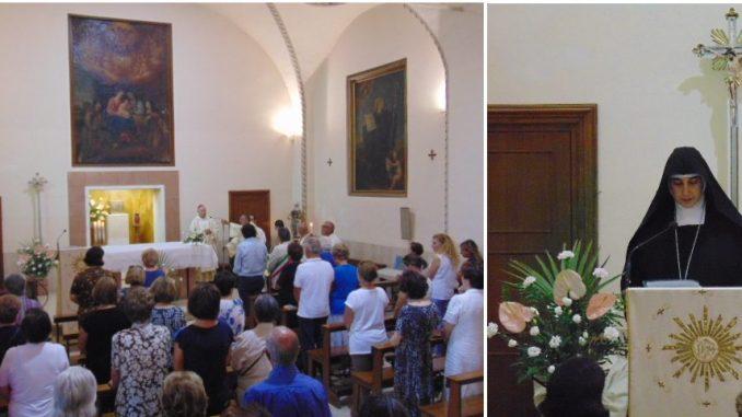 Solennità dei Santi Gioacchino e Anna: monastero benedettino in festa