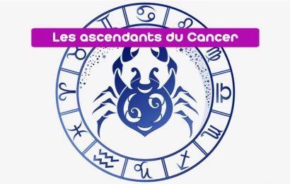 Les ascendants du Cancer