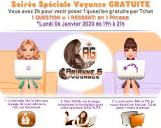 1 Question de Voyance GRATUITE par mois Facebook