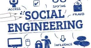5 exemples de Social Engineering