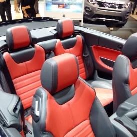 Range Rover Evoque Cabriolet LOS ANGELES AUTOSHOW