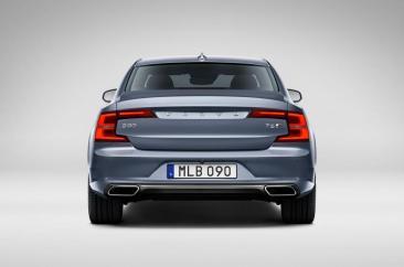 Volvo S90 2017 BACK