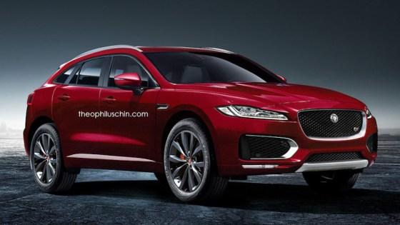 Jaguar C-Pace