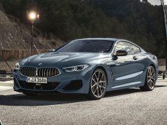 BMW Série 8 2019 avant