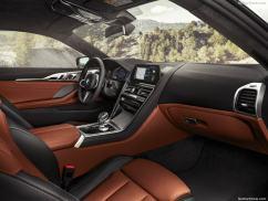 BMW Série 8 2019 au volant