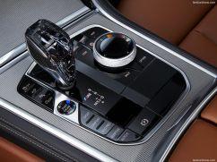 BMW Série 8 2019 boite de vitesse