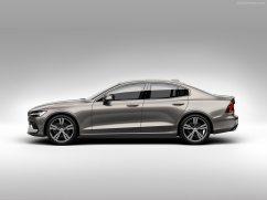 Volvo S60 2019 studio profile