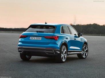Audi Q3 2019 3/4 arrière