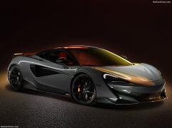 McLaren 600 LT 3/4 avant