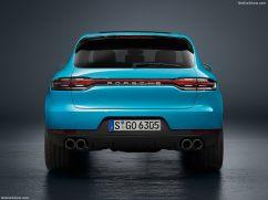 Porsche Macan 2019 face arrière