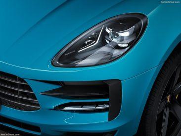 Porsche Macan 2019 feux led