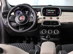 Fiat 500X 2019 console centrale