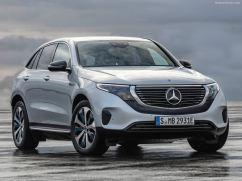 Mercedes EQC 2019 avant