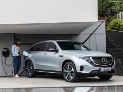 Mercedes EQC 2019en charge