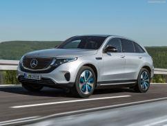 Mercedes EQC 2019 électrique