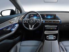 Mercedes EQC 2019 volant