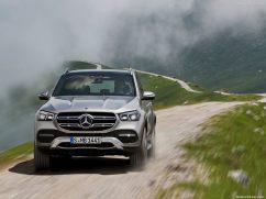 Mercedes GLE 2019 avant