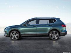 SEAT Tarraco 2019 de profile