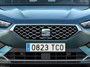 SEAT Tarraco 2019 calandre