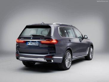 BMW X7 2019 arrière