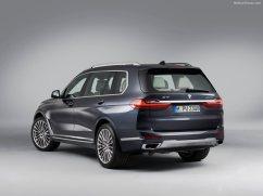 BMW X7 2019 3/4 arrière