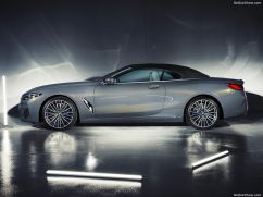 BMW Série 8 Cabriolet 2019 profile studio