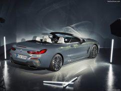 BMW Série 8 Cabriolet 2019 3/4 arrière