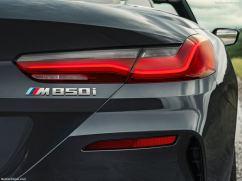 BMW Série 8 Cabriolet 2019 feux arrière