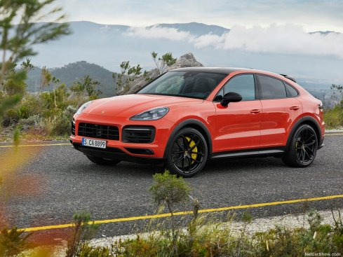 Porsche Cayenne Coupé 2020