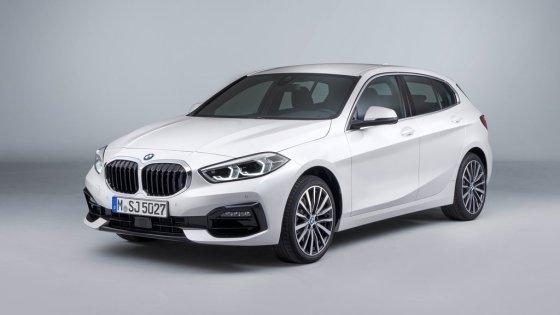 BMW Série 1 2020 3/4 avant