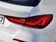 BMW Série 1 2020 feu arrière