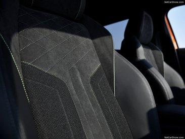 Peugeot 2008 2020 détail siège