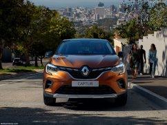 Renault Captur 2020 face avant