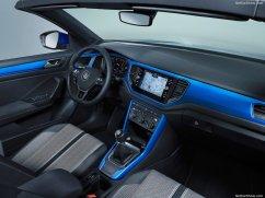Volkswagen T-Roc Cabriolet 2020 intérieur