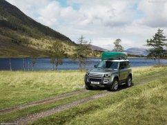 Galerie Land Rover Defender 2020 version 90 extérieur
