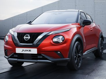 calandre Nissan Juke 2020