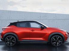 profile Nissan Juke 2020