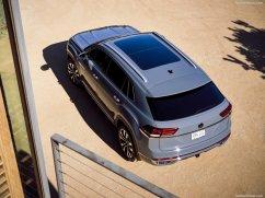 Volkswagen Atlas Cross Sport 2020 vue dessus