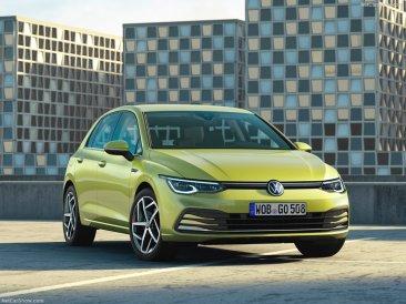 Volkswagen Golf 2020 vue avant