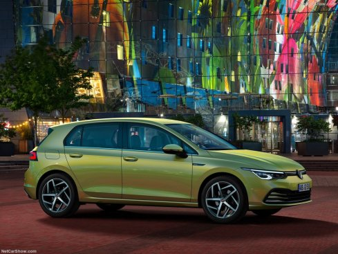 Volkswagen Golf 2020 essai