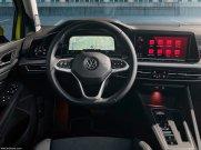 Volkswagen Golf 2020 tableau de bord