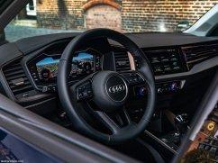 Audi A1 Citycarver 2020 volant