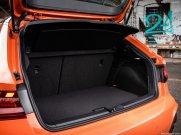 Audi A1 Citycarver 2020 coffre